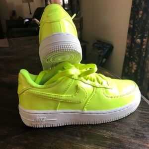 👟👟Nike Air Force1 Toddler Boys size 11